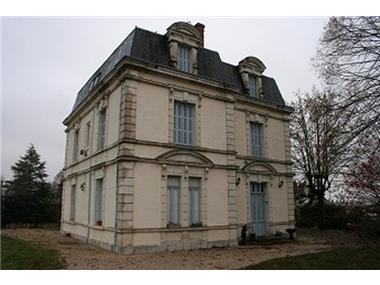 Manor for sale in Chabris