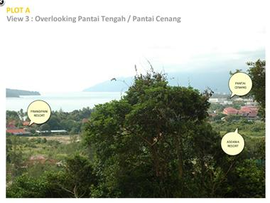Land for sale in Langkawi