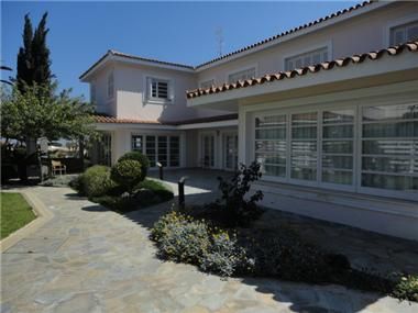 Detached Villa for sale in Engomi
