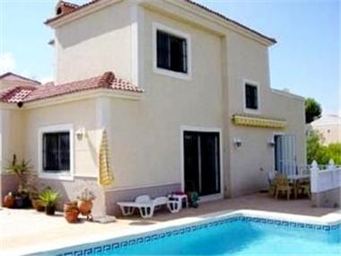 Villa for sale in Pinar de Campoverde