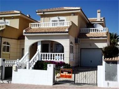 Villa for sale in Ciudad Quesada