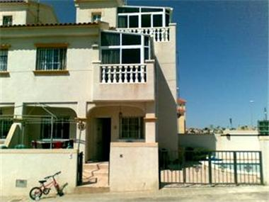 Town House for sale in Campoamor