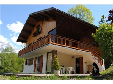 Chalet for sale in Sixt-Fer-a-Cheval