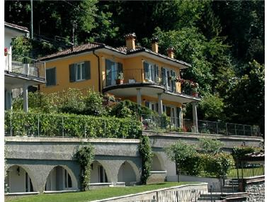 House/villa for sale in Faggeto Lario
