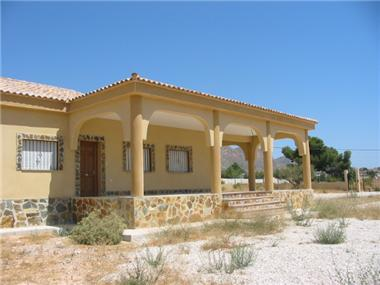 Villa for sale in Hondon de los Frailes
