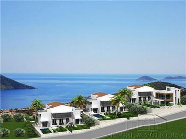 Maisonette for sale in Kalkan