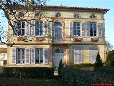 Maison De Ma�tre for sale in Cadours