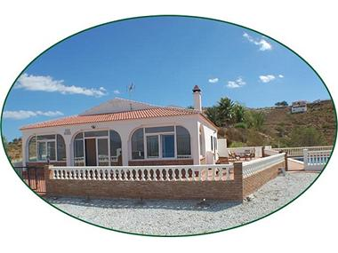 Villa for sale in Iznate