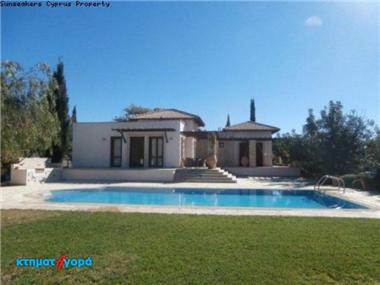 House-villa  for sale in Paphos
