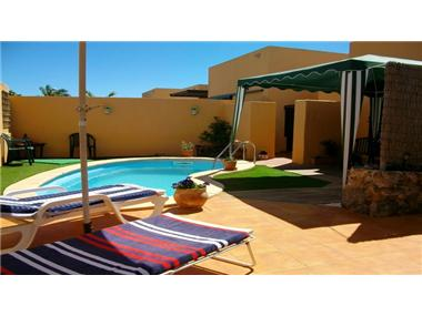 Villa for sale in La Capellania, Corralejo