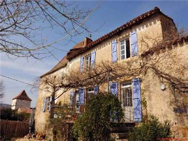 Stone House for sale in Le Riols