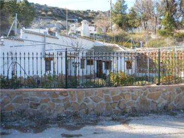 Cave House for sale in Benamaurel
