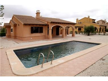 Villa for sale in Fuente-Alamo de Murcia