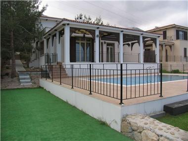 Villa for sale in Ayios Epiktitos