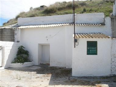Cave House for sale in Cortes de Baza