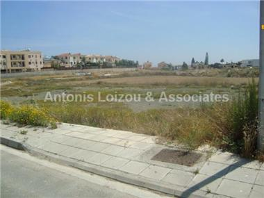 Land for sale in Aradhippou