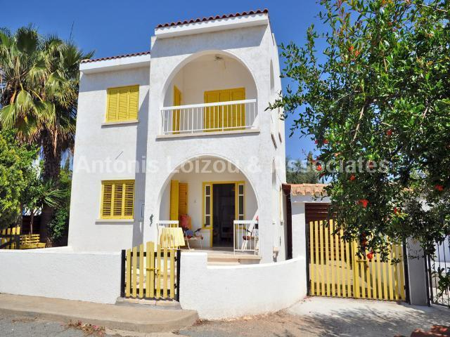 Distressed Property in Protaras