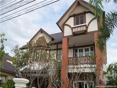 Villa for sale in Chiang Mai