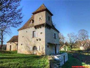 Character Property for sale in Saint-Sozy
