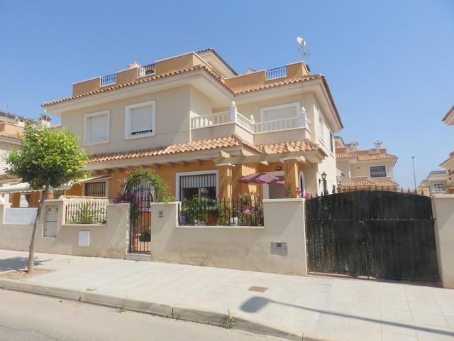 Distressed Property in La Horadada