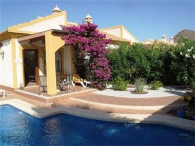 Villa for sale in Mazarron