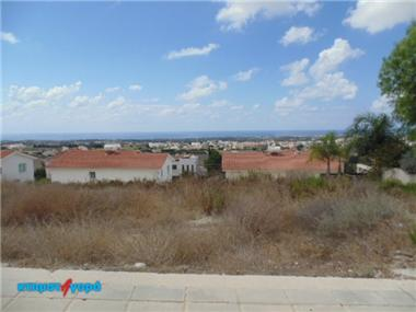 Residential Land for sale in Paphos