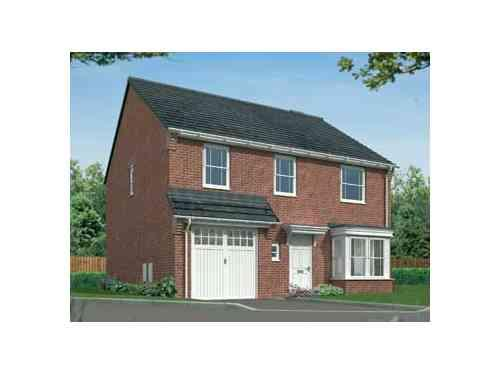 New Home for sale in Billingham