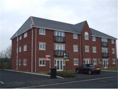 Apartment/flat for sale in Wigan