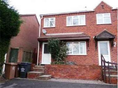 House for sale in Swadlincote