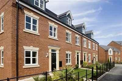 New Home for sale in Burton upon Trent