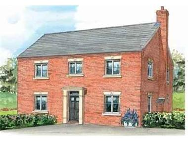 New Home for sale in Melton Mowbray