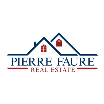 Pierre Faure Real Estate Logo