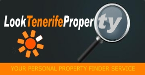 look tenerife property Logo