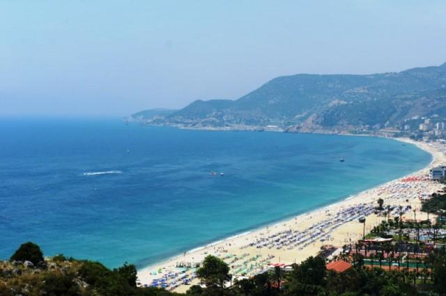 Penthouse for sale in Alanya