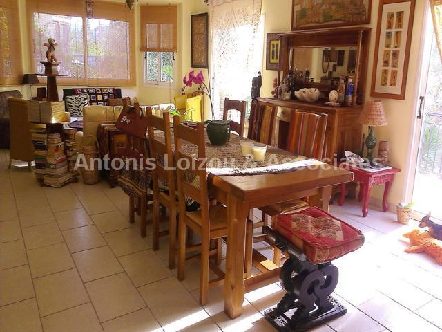 Detached for sale in Germasogeia