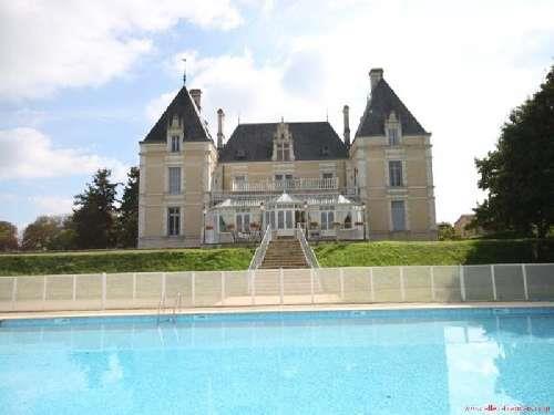 House/Villa for sale in Menigoute