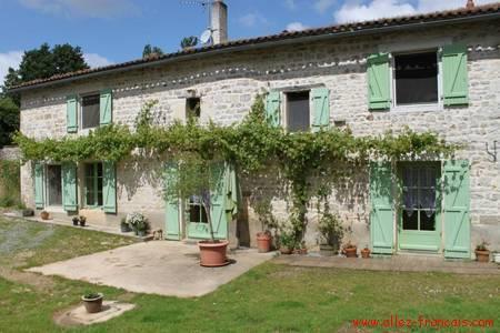 Rural for sale in La Mothe-Saint-Heray
