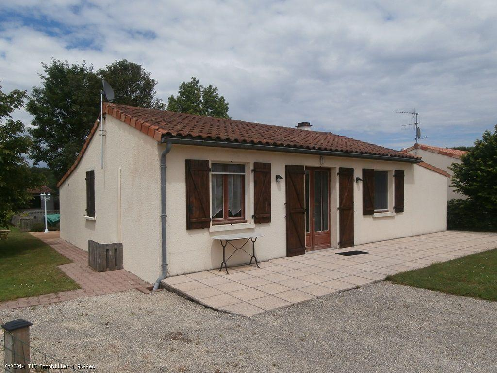 House/Villa for sale in Aunac