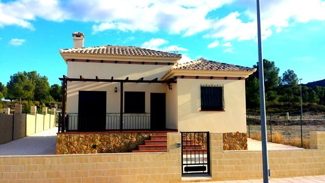 House/Villa for sale in Calasparra