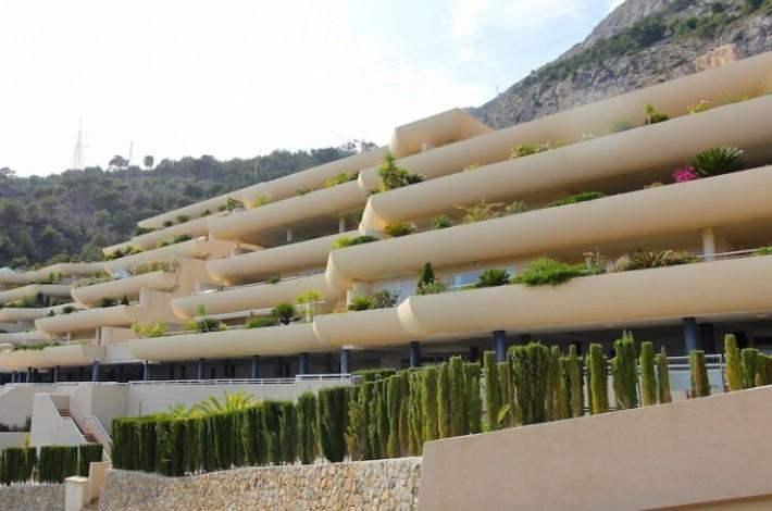 Apartment/Flat for sale in Altea