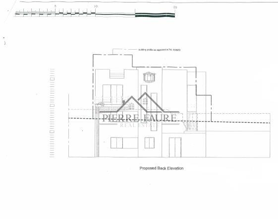 Land/Ruins for sale in Mellieha