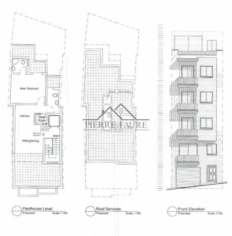 Apartment/Flat for sale in Msida