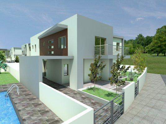 House/Villa for sale in Yeroskipou