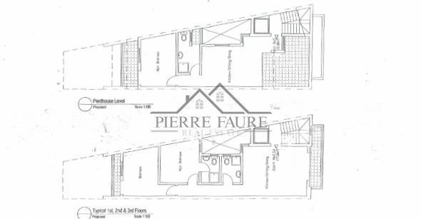 Penthouse for sale in St. Julians