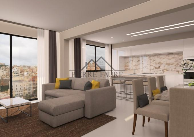 Penthouse for sale in Mellieha