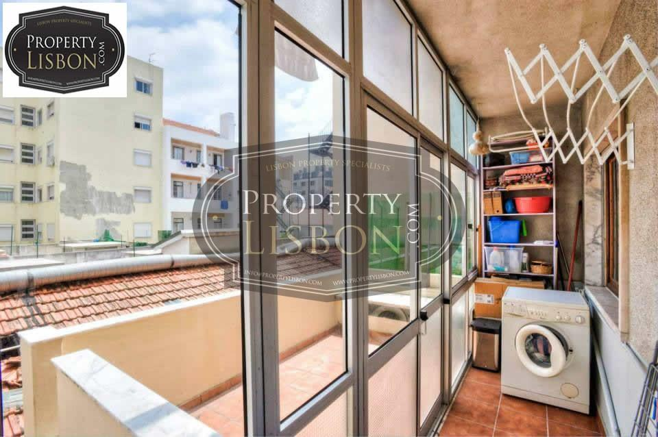 Apartment/Flat for sale in Campo De Ourique