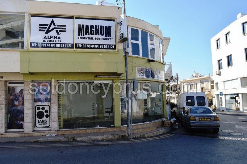 Commercial for sale in Famagusta