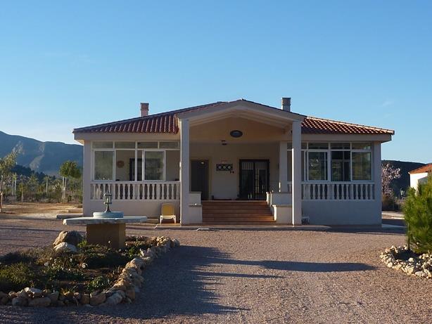House/Villa for sale in Hondon de las Nieves