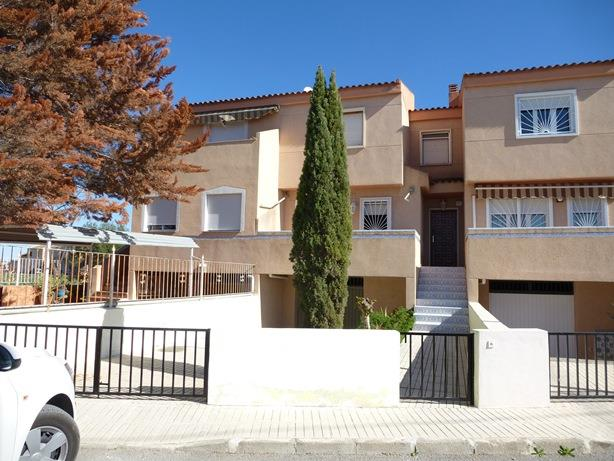 Townhouse for sale in Rojales