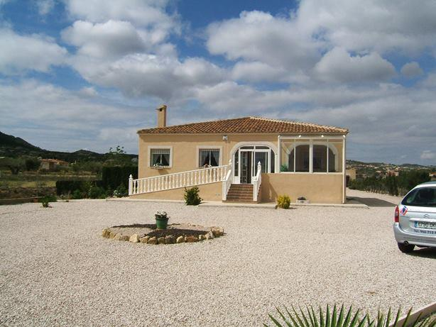 House/Villa for sale in Hondon de las Nieves